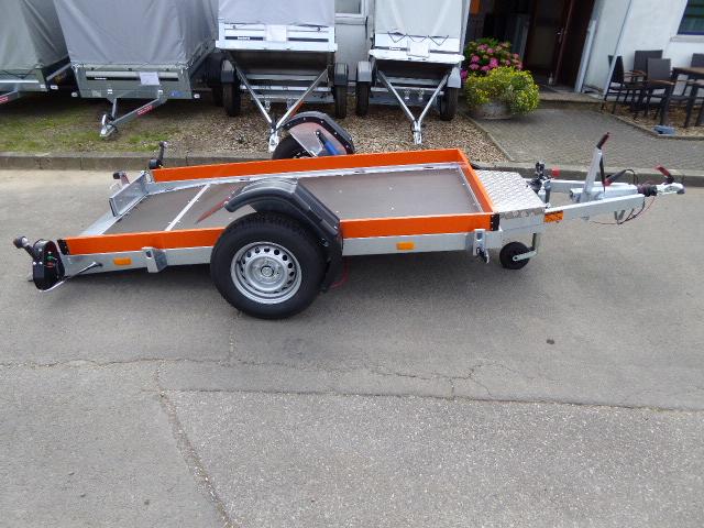 Zweirad /Motorrad /Quad /ATV-Anhänger