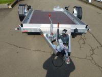 Vezeko Husky 15.35 gebremst 3,47x1,80 m 1,5t 100km/h