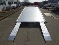 VEZEKO Jumbo light 30 ALUBODEN kippbar 5,15x2,10m 100 km/h 3 t