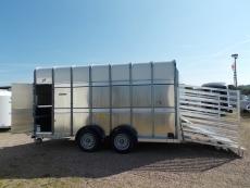 Ifor Williams TA 510 G14 427x178x213cm SCHAFDECK 3,5t