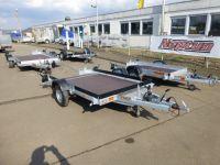 Vezeko Absenker Husky 18.35 SMART 3,47x1,80m 1,8t 100 km/h