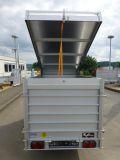 Koch U 4 ALU + 3 x Erhöhung + DECKEL 2,50x1,25x0,95m 750 kg