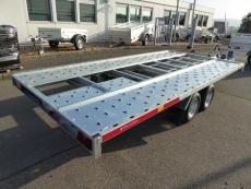 TEMA Carkeeper 4020 S NEW kippbar 4,00 x 2,00 m 2,7 t NEU