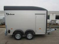 Debon C 500 ALU + Seitentüre + 100 km/h 309x166x190cm 2t