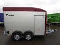 Debon C 500 ALU+Seitentüre 309x167x200cm+100 km/h 2 t