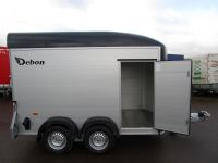 Debon C 500 ALU+Seitentüre+100 km/h 309x166x190cm 2 t