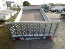 VEZEKO Jumbo max 35.5 PROFI-Universaltransporter kippbar 5,15x2,47x0,35m 3,5 t