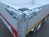 EDUARD 2615 ALU Handpumpe 256x150x30cm 2,5 t AKTION