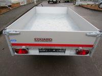 EDUARD 2615 ALU + Stahlboden 256x150x30cm 2,7 t AKTION