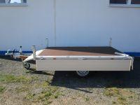 Eduard ALU 3116 Ladehöhe 72 cm 3,11x1,60x0,30m 750 kg