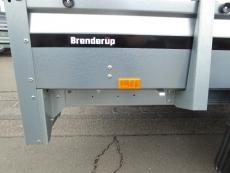 Brenderup 2300 S klappbare Vorderwand 3,01x1,53x0,40m 2t