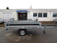 Brenderup 4260 STAHL 2,59 x 1,43 x 0,35m 750 kg