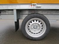 EDUARD 2615 ALU Handpumpe +Stahlboden 256x150x30cm LH 63cm 1,5t