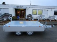 EDUARD 3118 ALU + Stahlboden 311x180x30cm 2t NEU !!!
