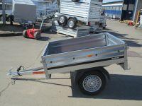 Brenderup 3150 S Quad + ATV-Anhänger Hochlader 1,44x1,16x0,35m