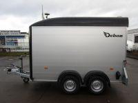 Debon C 500 ALU+ Seitentür 309x167x200cm 100 km/h 2,6 t