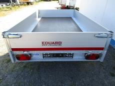 Eduard ALU 2615 Ladehöhe 63 cm 2,56 x 1,50 x 0,30 m 2 t AKTION