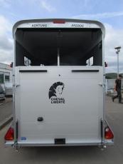 Cheval Liberte TOURING Country Frontausstieg + SATTELKAMMER + ALUFELGEN 2,6t