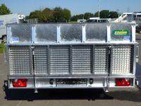 UNSINN DUO UDK 3542 Kipper+ Maschinentransporter Elektro 4,26x2,04m 3,5t