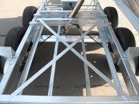 Unsinn Dreiseitenkipper UDK 3030 ELEKTROPUMPE 306x175x35cm 3t