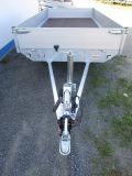 Eduard ALU-Hochlader 2615 260x150cm Bordwande 40cm Leitergestell 750 kg