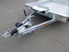 Ifor Williams GH 126 Beavertail HD RAMPE ALUBODEN 366x184cm 3,5 t VORRAT
