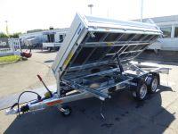 VEZEKO JuKi 3-Seitenkipper+ankippbarer Transporter 3,5t VORRAT