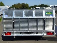 UNSINN DUO UDK 3548 Kipper+ Maschinentransporter Elektro 4,26x2,44m 3,5t