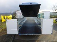Vezeko Kart Klappdeckel/Türen 2,06x1,50x1,30m 750kg Rohrdeichsel