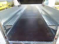 Vezeko Kart Klappdeckel/Türen 2,06x1,50x1,30m 750kg V-Deichsel+Stützen