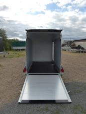 Debon C 300 WOOD POLY + Seitentüre 100 km/h 3x1,50x1,98m VORRAT