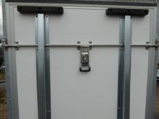Aktionskoffer RAMPE VORRAT 2,62x1,30x1,50m 100 km/h+Extras 1,3 t