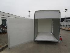 Debon C 500 Alu-Poly Kombi-Heckklappe/-tür 309 x 167x190cm 2 t