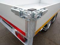 EDUARD 3116 ALU ELEKTRO-/Handpumpe 310x160cm 3 t