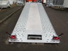TEMARED Carkeeper 4820/3 ALUBODEN 3 Achsen kippbar 5,00x2,06m 3,5t
