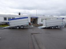 TwinTrailer TT 35-40 VORRAT mit VIELEN EXTRAS !!! 4,02x1,92x1,40m