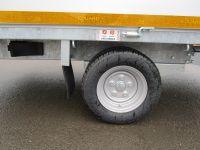 Eduard Hochlader 2615 mit 10-Zoll Reifen + Sonder - Hochplane