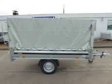 Brenderup 3251 1-Achs NEU !!! 2,50x1,42x0,35m 750 kg