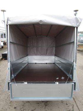 hochplane gestell f r brenderup modelle kippi 200 1205. Black Bedroom Furniture Sets. Home Design Ideas