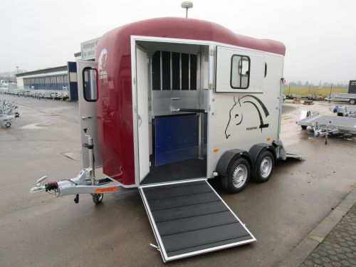 cheval liberte touring country frontausstieg sattelkammer. Black Bedroom Furniture Sets. Home Design Ideas