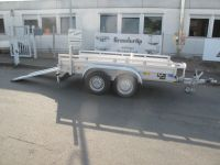 KOCH 150.350.26 Tieflader Baggerpaket 350 x 150 cm 2,6 t