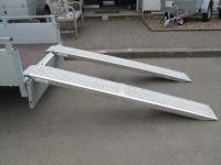 1 Paar Alurampen, 200x26x6cm,verstärkt, Tragkraft pro Paar 4 t