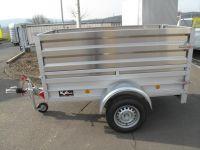 Koch B 1000 ALU + KOCH-ALU- Kastenaufsatz 205 x 105 x 85 cm 1 t
