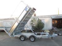 Ifor Williams TT 3621 STAHL-Kipper 3,66x1,98m ELEKTRO-/Hand VOLL