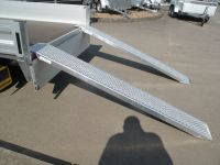 1 Paar Alurampen 200 x 26 x 6cm, Tragkraft pro Paar 1000 kg