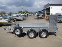 Ifor Williams GD 105 3,11x1,58x0,40m Blattfedern+Starrachsen RAM