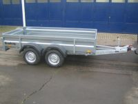 Offener Tieflader Brenderup 2300 S Tandem 3,01x1,53x0,40m 2 t