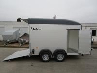 Debon C 500  ALU+Seitentüre 309x167x200cm +100 km/h 2,6 t