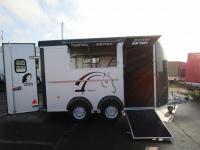 MAX 3 (MINIMAX) HECKTÜREN+Pullmann2+Frontausstieg+große Sattelkammer 3 Pferde 3,5 t