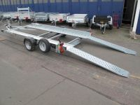 Ifor Williams CT 136 Kleinfahrzeuge 4,00 x 1,86 m 1400 kg